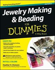 Jewelry Making and Beading For Dummies with DVD by Dismore, Heather