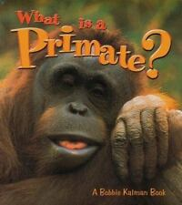 What Is a Primate? (Science of Living Things)