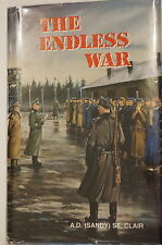 WW2 British Canadian St.Clair The Endless War Hamilton Montreal Reference Book