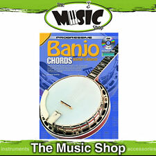 New Progressive Banjo Chords - Chord Book with CD by Peter Gelling