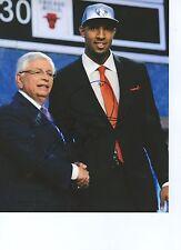 Derrick Williams MN Minnesota Timberwolves Signed Auto 8x10 Photo COA GFA PROOF!