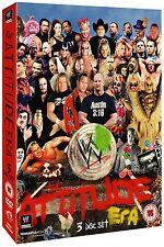 WWE The Attitude Era [3 DVDs] *NEU* DVD DEUTSCH Steve Austin, The Rock, Triple H