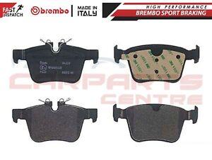 FOR JAGUAR LANDROVER VOLVO REAR GENUINE BREMBO BRAKE PAD PADS SET P86029