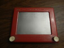 Vintage No. 505 Ohio Art World of Toys Magic Etch A Sketch Screen