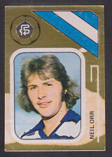 FKS - Soccer Stars 78/79 Golden Collection - # 387 Neil Orr - Morton