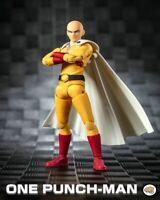 Dasin Model One-Punch Man Saitama Action Figure New