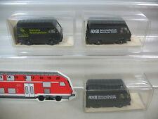 H422-0,5# 3x WIKING H0 304, Volkswagen VW, LT 28, RXS, Mobiltelefone, NEUW