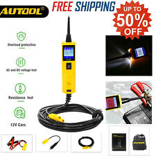 🔥12V Automotive Power Probe Circuit Tester Diagnostic Electrical System Tool