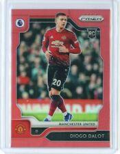 2019-20 Prizm Premier League Red Diogo Dalot RC #149 Manchester United