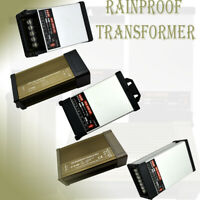 Power Supply Constant Rain Proof Transformer LED DC12V Voltage LED Switch Driver