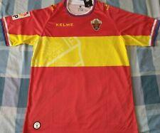 Camiseta Shirt Maillot ELCHE Kelme away Season 2015 Size M New w/tags