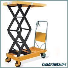 Hubtischwagen hydraulisch| Hubwagen | Hubtisch - 350 kg | 1300 mm Hubhöhe