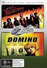 The Warriors/Domino DVD  J3