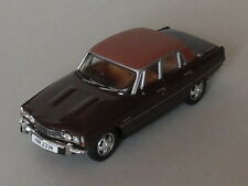Vanguard / Corgi .VA06519 ROVER P6 3500 VIP. BRASILIA BROWN 60 YEARS OF CORGI.