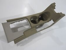 06 - 09 OEM Lincoln MKZ Zephyr Center Console Panel Top Trim Piece Cup Holders