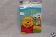 Winnie The Pooh & Friends 8 Invitations Party Supplies