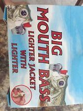 Big Mouth Bass Lighter Jacket, Box Of 12