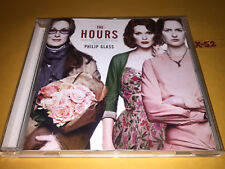 THE HOURS CD soundtrack PHILIP GLASS meryl streep nicole kidman julianne moore