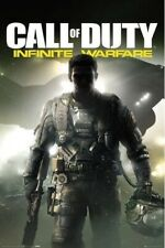 CALL OF DUTY ~ INFINITE WARFARE ~ SOLDIER ~ 24x36 Video Game Poster ~ NEW/ROLLED