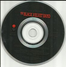 Hothouse Flowers THE BLACK VELVET BAND Let it Flow PROMO DJ CD single  1989