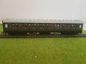 Hornby 3rd Class Composite Coach R4297D