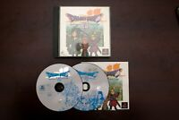 PlayStation 1 Dragon Quest VII 7 Japan PS1 games US Seller
