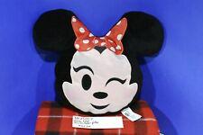 Disney Minnie Mouse Emoji Pillow plush(310-2522-2)