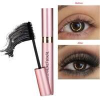 1Pc 4D Silk Fiber Eyelash Mascara Extension Makeup Waterproof Eye Lashes TOP