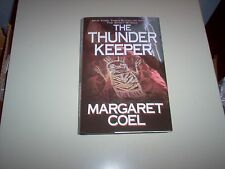 "Margaret Coel ""The Thunder Keeper"" Hardback"