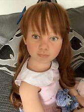 Reborn Gabriella Reva Schick Large Child Doll Angelicas Big Sister