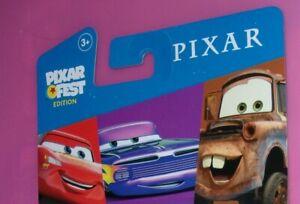2020 Disney Pixar Cars Lightning McQueen Ramone Mater  Pixar Fest Edition