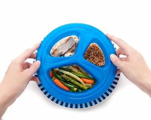 Portions Master Plate, Diet Weight Loss Aid, Food Management (71kg)