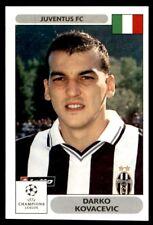 Panini Champions League 2000/2001 - Darko Kovacevic Juventus FC No. 189