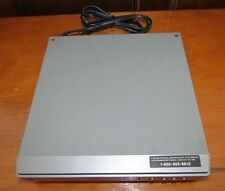 Magnavox MWD200F DVD Player - Color: Silver/Gray