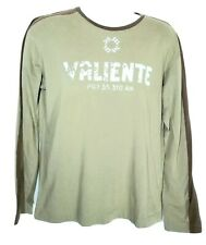 Diesel Long Sleeve Knits For Men Size Xlarge Color Light Green preowned shirt.