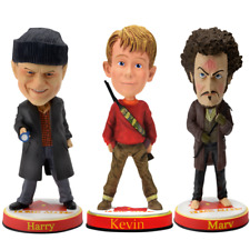 Limited Edition Home Alone Bobblehead - Kevin Harry Marv - Set of 3 - New in box