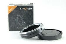 【Exe+++++】K&F Concept Mount Adaptor NIKON F For SONY MINOLTA A From Japan  #27