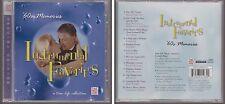 Instrumental Favorites 60s MEMORIES Various Artists Time Life CD Francis Lai