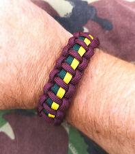 The Parachute Regiment 15th Battalion Paracord 550 Bracelet