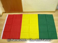 Fahnen Flagge Guinea  - 90 x 150 cm
