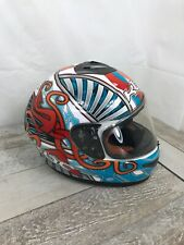 KBC E3 + P Design S Motorcycle DOT Helmet Adult Size S Small