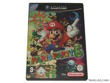 # Mario Party 6 (tedesco) Nintendo GameCube Gioco // GC & Wii-TOP #