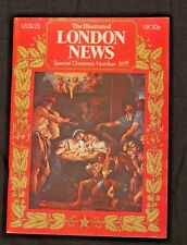 1971 Special Christmas # The Illustrated London News~Great Xmas Art & Articles