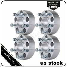 "4Pcs 2"" 50mm 5x4.75 12x1.5  Wheel Spacers Fits 1982-2004 Chevy S10 2003 2002"