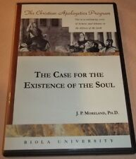 The Case for the Existence of the Soul (Christian Apologetics) (2-CD Set) VGC