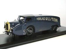 AutoCult 1930 Rumpler RuV 3-Achs Stromlinien-LKW Verlag Ullstein -  1/43 Resine