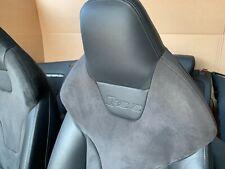 Audi RS5 8T Coupe A5 S5 S-Line RECARO Leder Sitze Lederausstattung TOP Alcantara