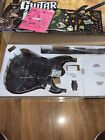 Guitar Hero Playsation 2 Unused Guitar And Stickers And Dongle