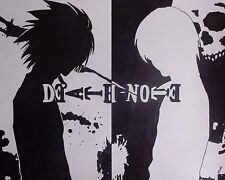 Death Note Poster Anime Japanese Animation Cartoon 16x20 Inches