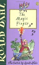 The Magic Finger (Young Puffin Developing Reader),Roald Dahl, Quentin Blake